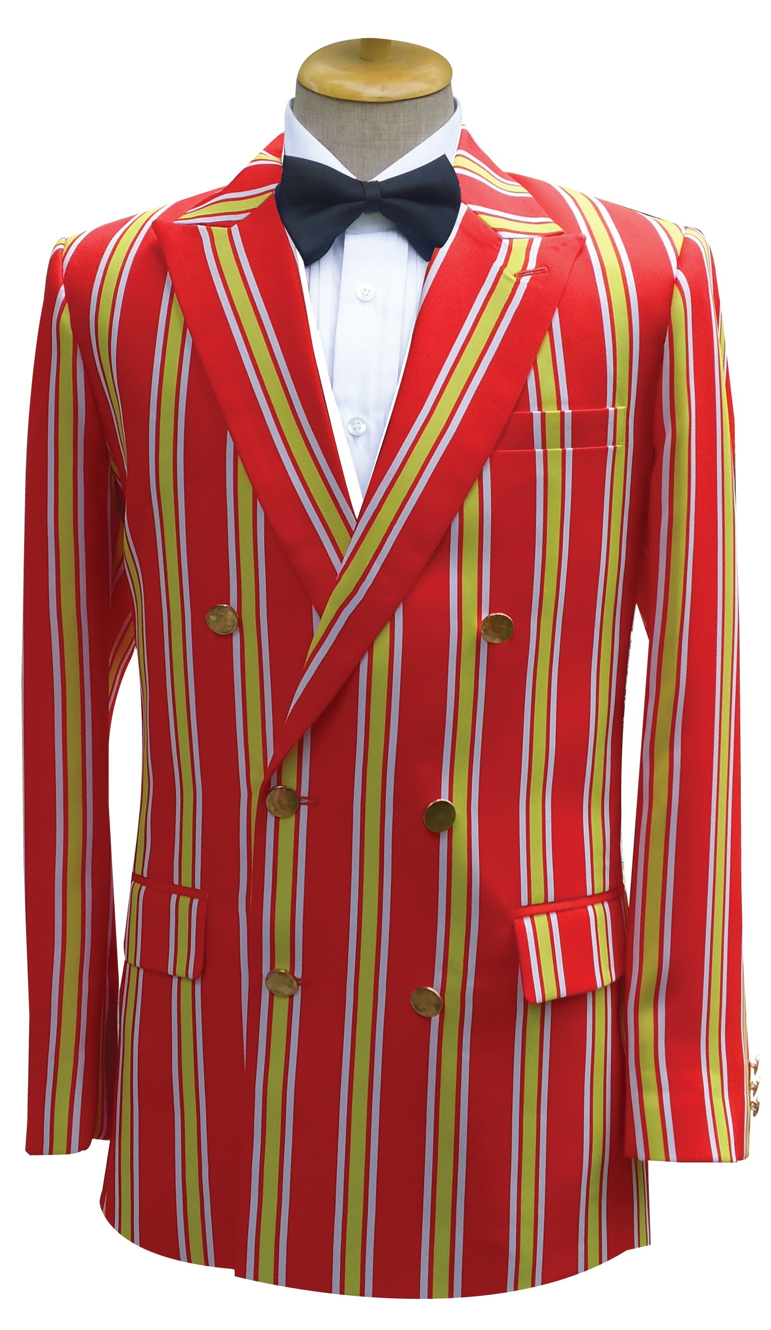 Club Colours - Stripey Blazers