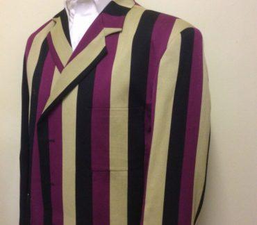Stripey blazer