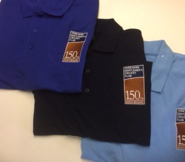 Selection of T shirts