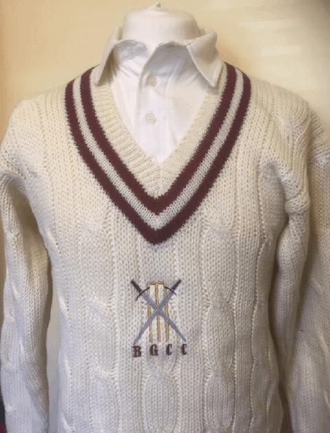 Cricket jumper