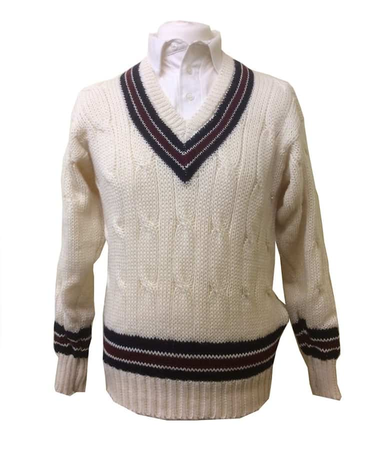 Cricket jumper
